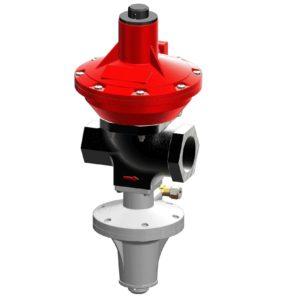 Регулятор давления газа COPRIM ALFA 20 AP TR со встроенным ПЗК BLC 20