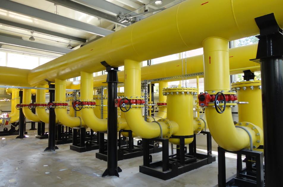 Тонкая очистка газа – основа безаварийной эксплуатации ПРГ